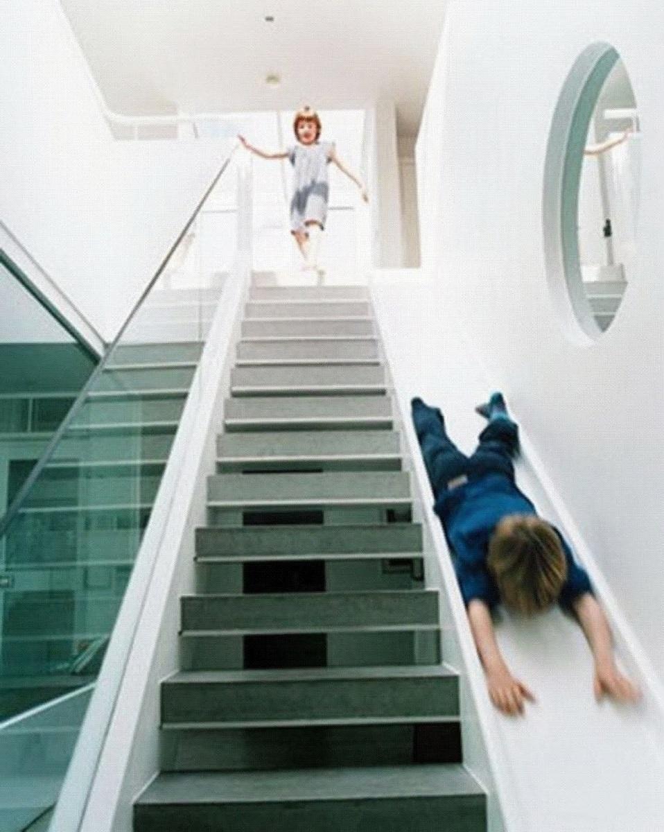 Des escaliers pas comme les autres - Adéquation07